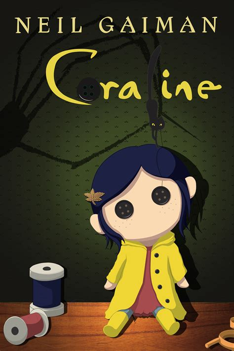 Book report for coraline png 1400x2103